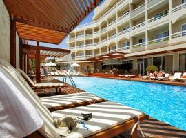 Athineon Hotel, Rodas