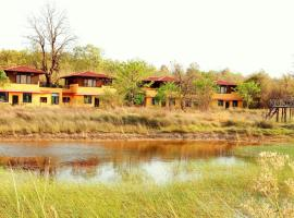 Infinity Resorts Bandhavgarh, Tāla (рядом с городом Bandhogarh Fort)