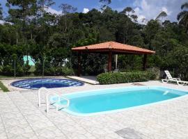 Chácara Rosa de Saron, Embu-Guaçu