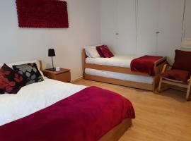 Turnham Green apartment