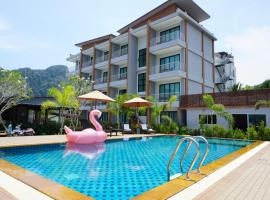 Aonang Sea Valley Resort, Ao Nang Beach