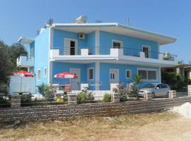 Vila Blu, Ksamil (Xarrë yakınında)