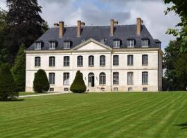 Château de Trébons, Grainville-Ymauville (рядом с городом Saint-Maclou-la-Brière)
