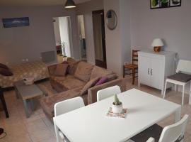Appartement Gite le Pré aux Daims, Saint-Étienne-la-Thillaye
