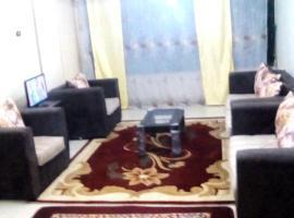 Luxury Three Bedroom Furnished Apartment in Maadi, Kahire (Al Basātīn yakınında)