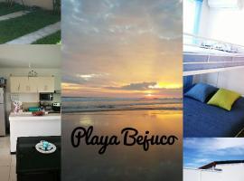 Casa de playa privada en condominio, Puntarenas (Loma yakınında)