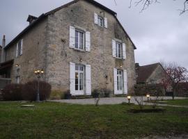 MAISON D'EUSEBIA, Château-Chalon (рядом с городом Le Fied)