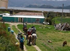 La casa de Noe, Tota (Pesca yakınında)