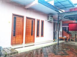 Anugrah Alam Guest House, Баньюванги (рядом с городом Blimbingsari)