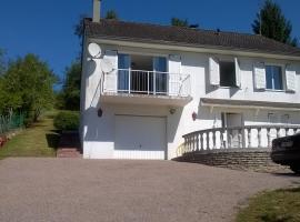 Maison trigueres, Triguères