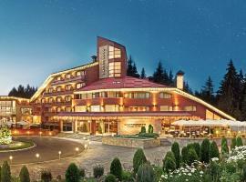 Hotel Yastrebets Wellness & Spa, Borovets