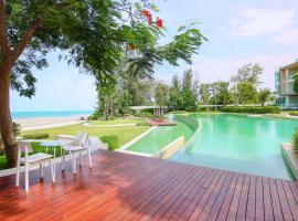 Huahin Luxury Beachfront Condo by ML, Khao Tao