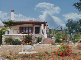 Villa Oceanis, Алонисос (рядом с городом Agios Dimitrios)
