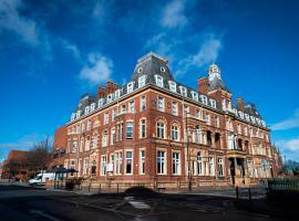 Best Western Grand Hotel, Hartlepool (рядом с городом Elwick)