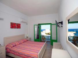 Kastellos Apartments Sikinos, Alopronia