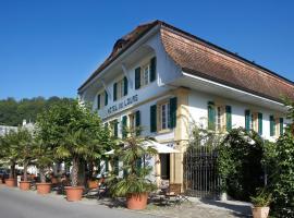 Hôtel de l'Ours, Sugiez