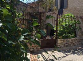 Maison de charme au pied du mont VENTOUX, Saint-Christol