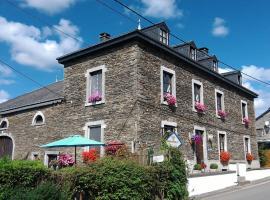 Gîte Le Courtil, Bouillon (La Cornette yakınında)