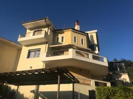 Mountain View Apartment, Кавала (рядом с городом Amisianá)