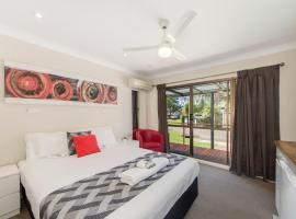 Narimba Motel, Port Macquarie (Wauchope yakınında)