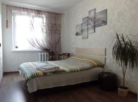 Apartment near metro Malinovka, Minsk (Senitsa yakınında)