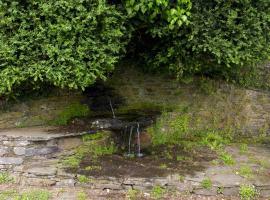 Casa la Fuente, Pedrouzo
