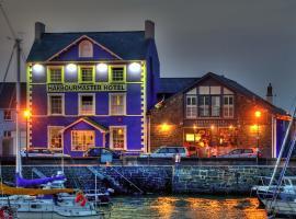 Harbourmaster Hotel, Aberaeron