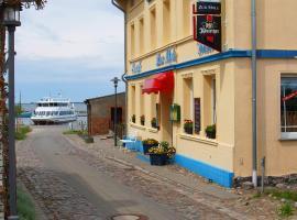 Hotel - Pension Zur Mole