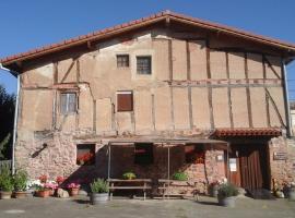 Refugio Acacio & Orietta, Viloria de Rioja (Redecilla del Camino yakınında)