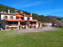 Villa Ariadni, Калаврита (рядом с городом Lekhoúrion)