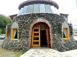 Hosteria Catripulli, Pucón (Curarrehue yakınında)