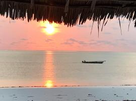 Isla Bonita Zanzibar Beach Resort, Matemwe (in de buurt van Pwani Mchangani)