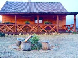Agrousadba Belovezhskaya Svetlitsa, Belaya (Zanaviny yakınında)