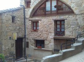 El Racó de les Grases, Horta de San Joan (Lledó yakınında)