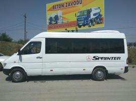 Transportation, Xuray (Kuzun yakınında)
