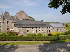 Château de Laval, Sainte-Ode (Gérimont yakınında)