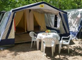Camping Sabanell Tents