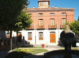 Aparthotel Santa Marina, Cuéllar (рядом с городом Sanchonuño)