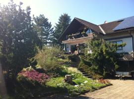 Haus Bella, Löffingen (Bonndorf im Schwarzwald yakınında)