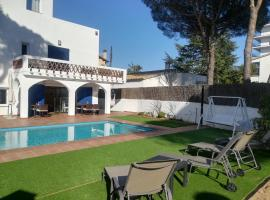 These self-catering accommodations in Platja dAro have options with FREE cancellation