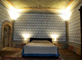 Il Palazzo del Cardinale, Montalcino