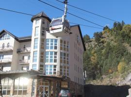 Отель Шахерезада