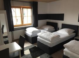 萊因哈特公寓, 墨菲爾登-瓦爾多夫