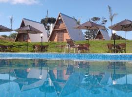 Rancho XV Hotel, Itaberá (Coronel Macedo yakınında)