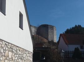 Chata Hus, Rabí (Stříbrné Hory yakınında)