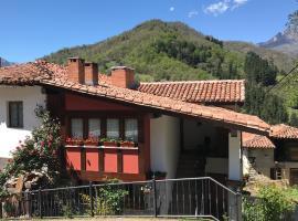 Apartamentos Rurales Los Nogales, Cosgaya (Enterrias yakınında)