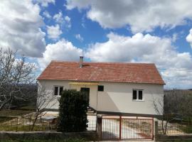 Kuća za odmor Mile, Drniš (рядом с городом Pakovo Selo)