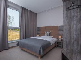 Blu hotelik, Grünberg