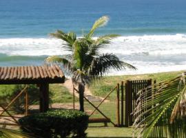 Paraíso exclusivo à beira mar, Arembepe