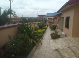 Lizgat Hotel, Kumasi (рядом с регионом Adansi North)